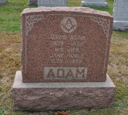 Jane <I>Noble</I> Adam