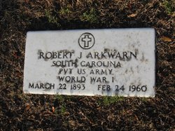 Robert J Arkwarn