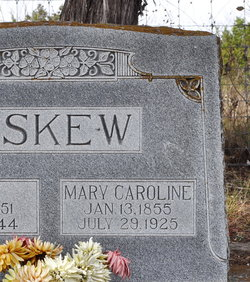 Mary Caroline <I>Kinser</I> Askew