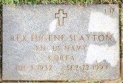 Rex Eugene Slayton