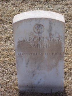Caroline D Smith