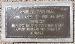 Amelia Tanner