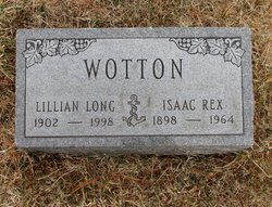 Lillian C. <I>Long</I> Wotton
