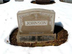 Nora Ethel <I>Floyd</I> Johnson