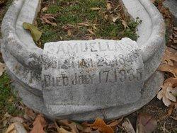 Samuella <I>Shepherd</I> Bolton