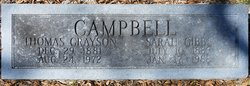Thomas Grayson Campbell