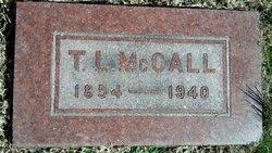 Thomas Lafayette McCall