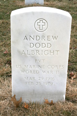Andrew Dodd Albright