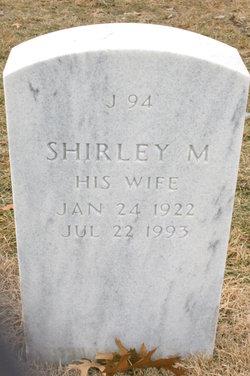 Shirley M Alcala