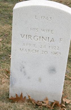 Virginia F Alcala