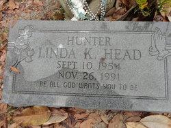 Linda K <I>Head</I> Hunter