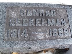 Conrad Deckelman