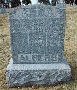 Herman Infant Albers