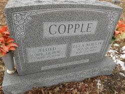 """Lula Jane """"Lu"""" <I>Norton</I> Copple"""