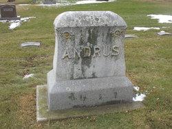 Ida L. <I>Rapp</I> Andrus