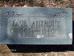 Elsie Etta <I>Bratton Attebery</I> Anthony