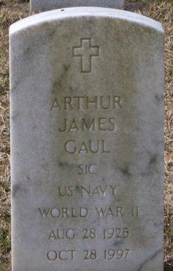 SN Arthur James Gaul