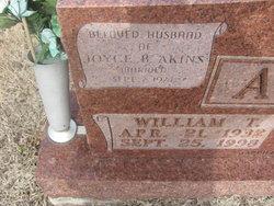 William Truman Akins