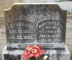 "William Eugene ""Will"" Freeland"