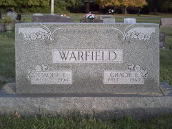 Cager T Warfield