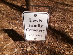 Lewis Family Cemetery
