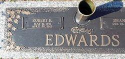 Robert K Edwards