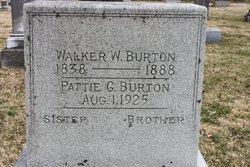 Walker W. Burton, Jr