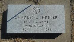 """Charles L """"Charlie"""" Shriner"""