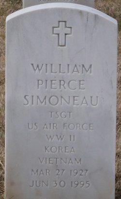 William Pierce Simoneau