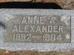 Anne E. Alexander