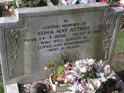Edna May Attrill