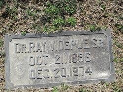 Dr Ray V DePue Sr.