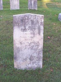 Eliza W. <I>Gates</I> Cowden
