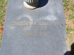 Charlton Berrien Adams, Jr