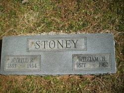William H Stoney