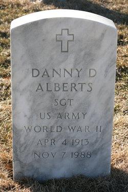 Danny D Alberts