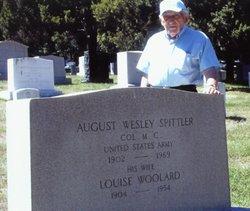 August W Spittler