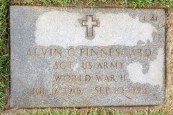 Alvin Clarence Finnesgard