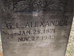 Gilbert Love Alexander