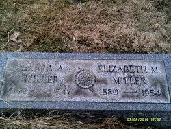 """Elizabeth Marchand """"Bess"""" Miller"""
