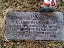 "William Park ""Willie"" Miller"