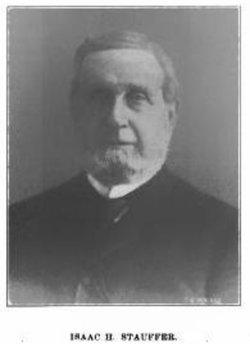 Isaac Hull Stauffer