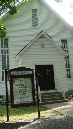 Walton Memorial Cemetery