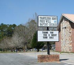 Travelers Rest Freewill Baptist Church Cemetery