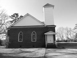 New Olive Grove Baptist Church Cemetery