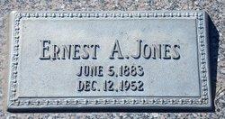Ernest A Jones