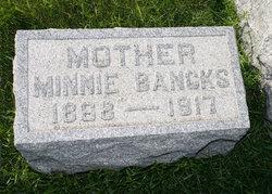 Minnie <I>Thoene</I> Bancks