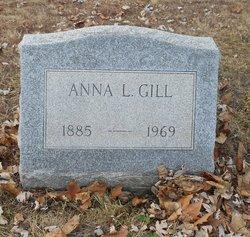 Anna L. <I>Dickson</I> Gill