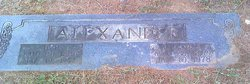 "Baskin Portar ""Tan"" Alexander"
