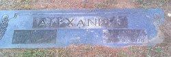 Kattie E <I>Lampkin</I> Alexander